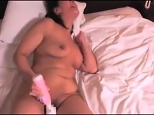Buxom Japanese milf surrenders her hairy pussy to a POV cock