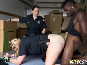 Horny hairy milf anal first time Black suspect taken on a ra