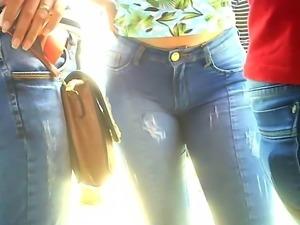 roupa colada xota desenhada big ass+pussy brunette T22